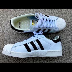 Adidas Originals SUPERSTAR BOOST leather